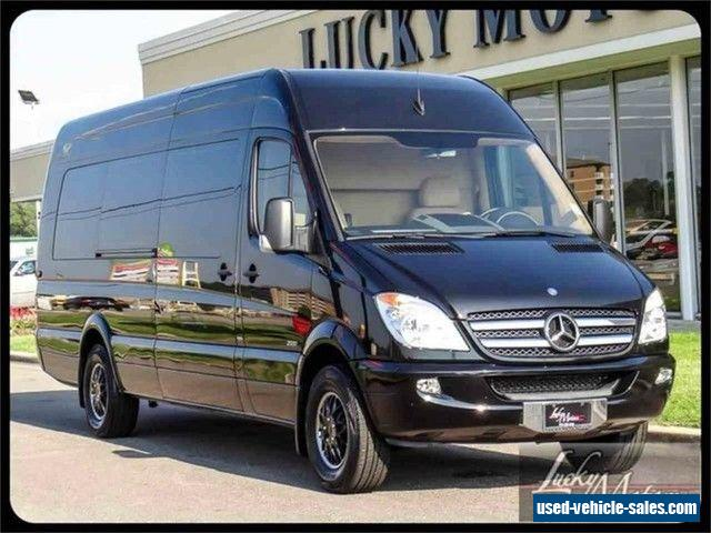 2013 mercedes benz sprinter for sale in canada for Mercedes benz party bus
