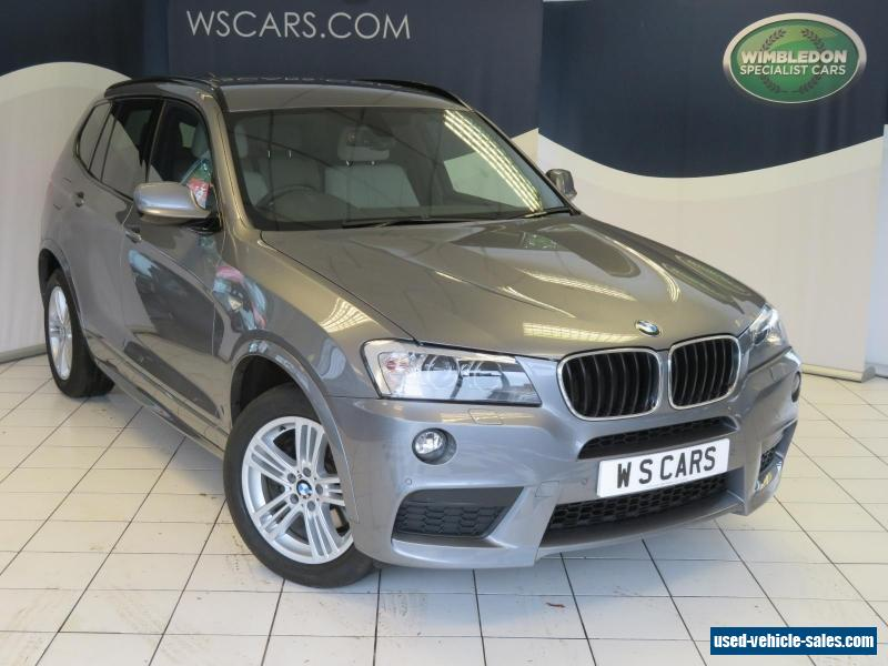 2014 bmw x3 for sale in the united kingdom. Black Bedroom Furniture Sets. Home Design Ideas