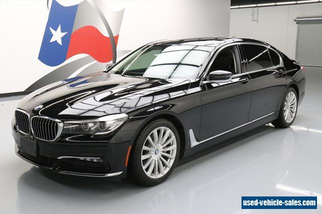 2016 bmw 7 series for sale in the united states. Black Bedroom Furniture Sets. Home Design Ideas