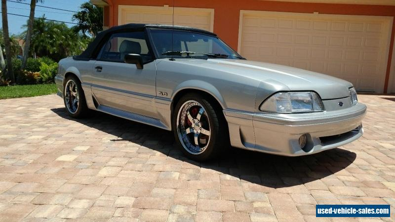 1990 ford mustang for sale in the united states. Black Bedroom Furniture Sets. Home Design Ideas