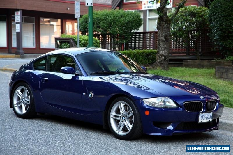 2006 bmw m roadster coupe for sale in canada. Black Bedroom Furniture Sets. Home Design Ideas