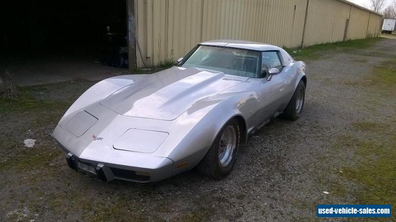 1977 chevrolet corvette for sale in the united states. Cars Review. Best American Auto & Cars Review