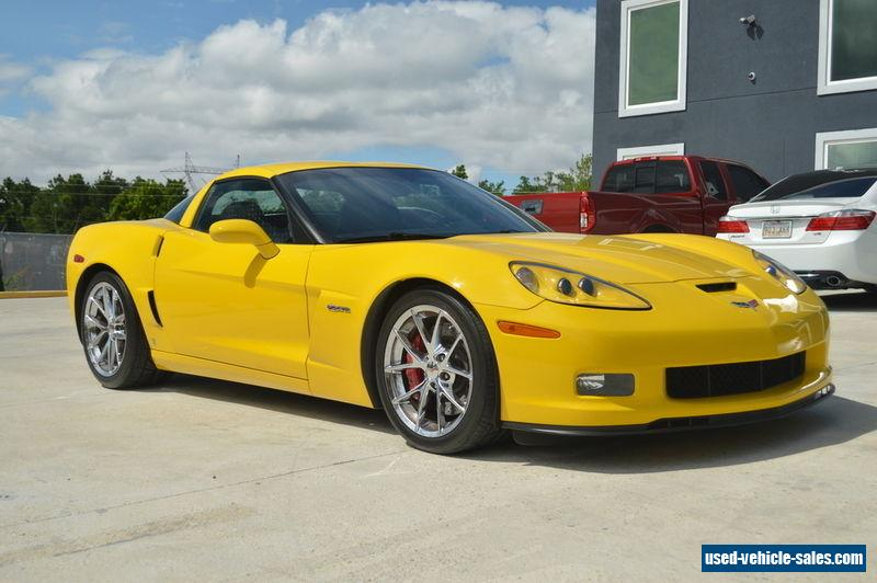 2009 chevrolet corvette for sale in the united states. Black Bedroom Furniture Sets. Home Design Ideas