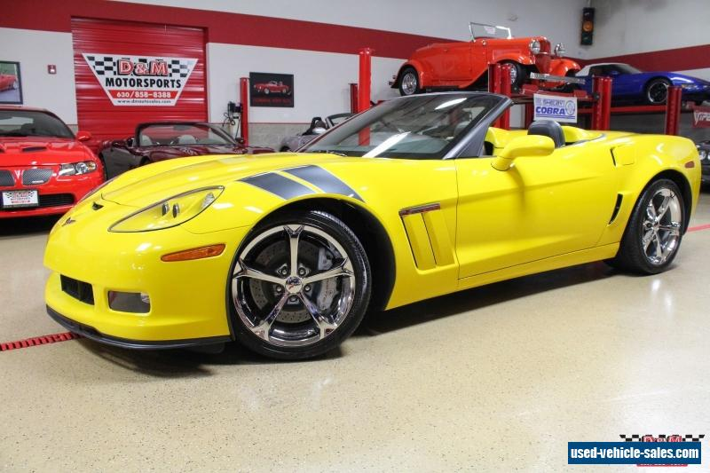 2011 chevrolet corvette for sale in the united states. Black Bedroom Furniture Sets. Home Design Ideas