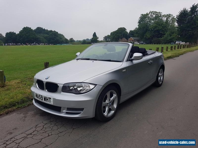 2009 BMW 1 Series Convertible UK Version - Car Pictures