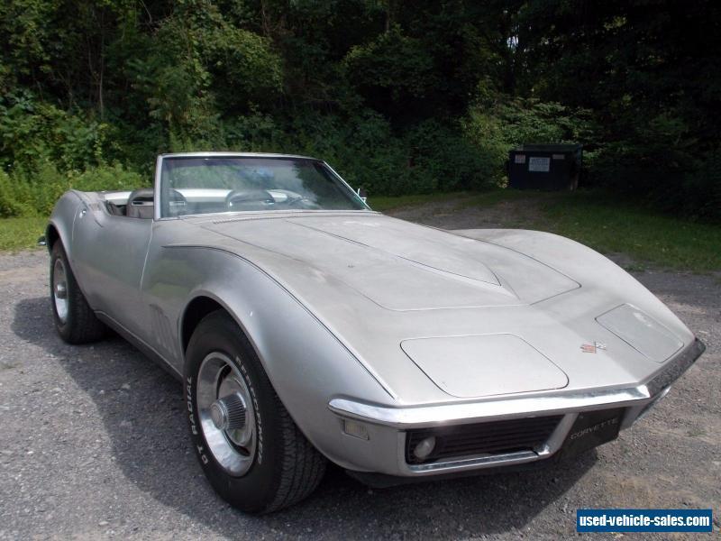 1968 chevrolet corvette for sale in the united states. Black Bedroom Furniture Sets. Home Design Ideas