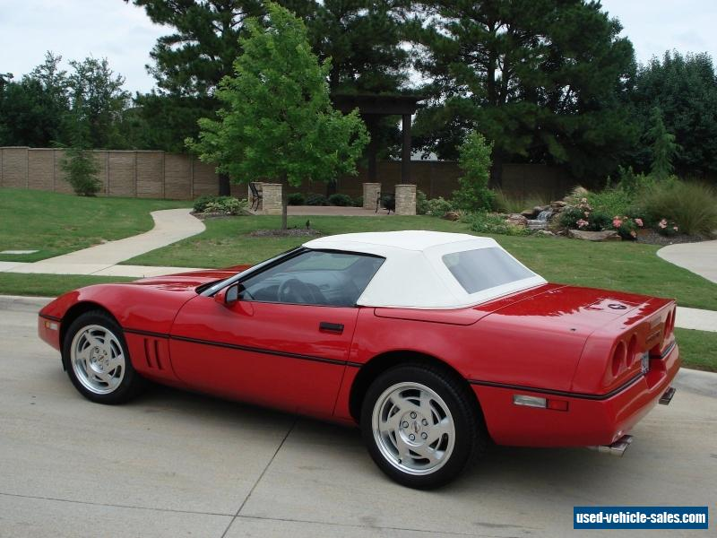 1990 chevrolet corvette for sale in the united states. Cars Review. Best American Auto & Cars Review