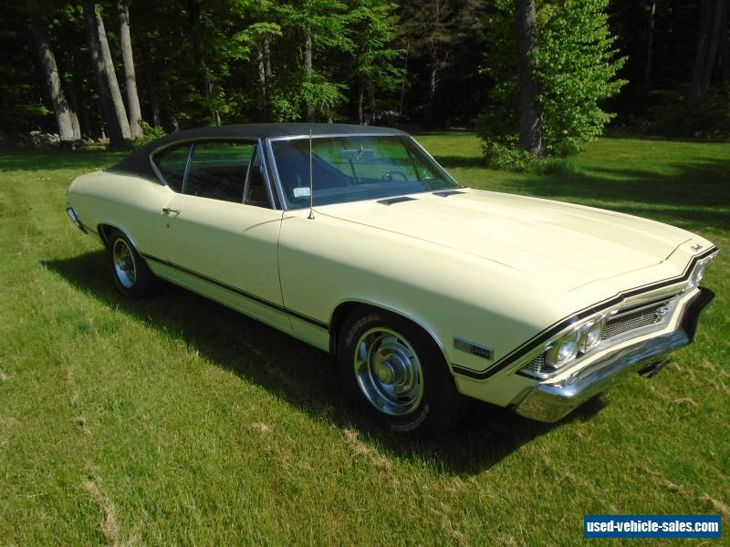 1968 Chevrolet Chevelle For Sale In The United States