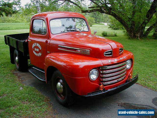 1948 ford other pickups for sale in canada. Black Bedroom Furniture Sets. Home Design Ideas