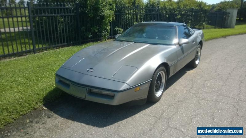 1985 chevrolet corvette for sale in the united states. Cars Review. Best American Auto & Cars Review