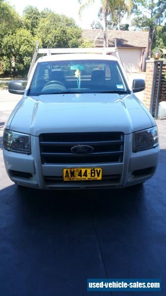 ford ford ranger 2008 xl 4x2 for sale in australia