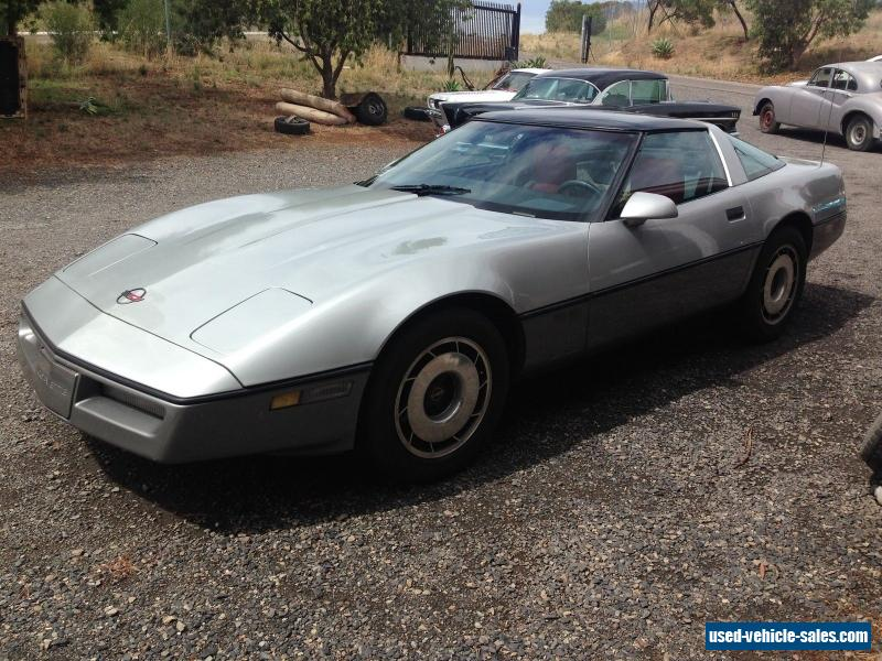 chevrolet corvette for sale in australia. Cars Review. Best American Auto & Cars Review