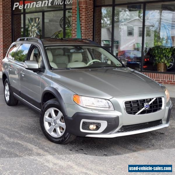 Volvo Auto Sales: 2008 Volvo XC70 For Sale In The United States