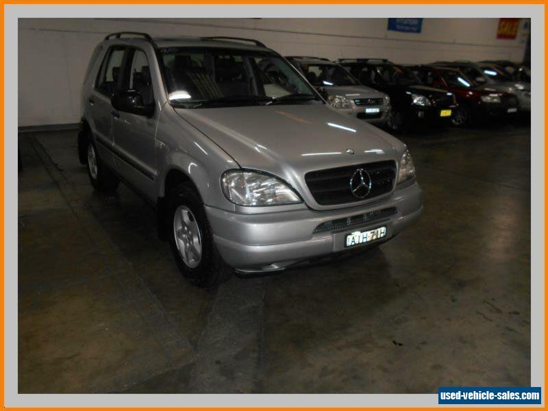 Mercedes benz ml for sale in australia for Ml mercedes benz for sale