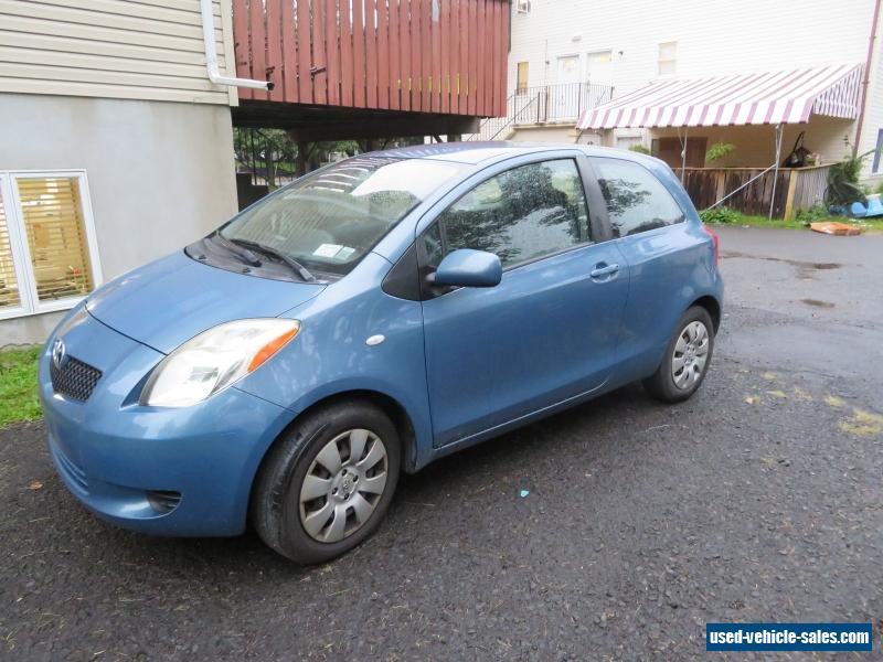 2007 toyota yaris for sale in the united states