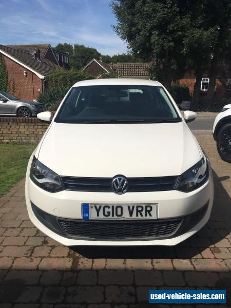 2010 volkswagen se tdi 75 for sale in the united kingdom. Black Bedroom Furniture Sets. Home Design Ideas