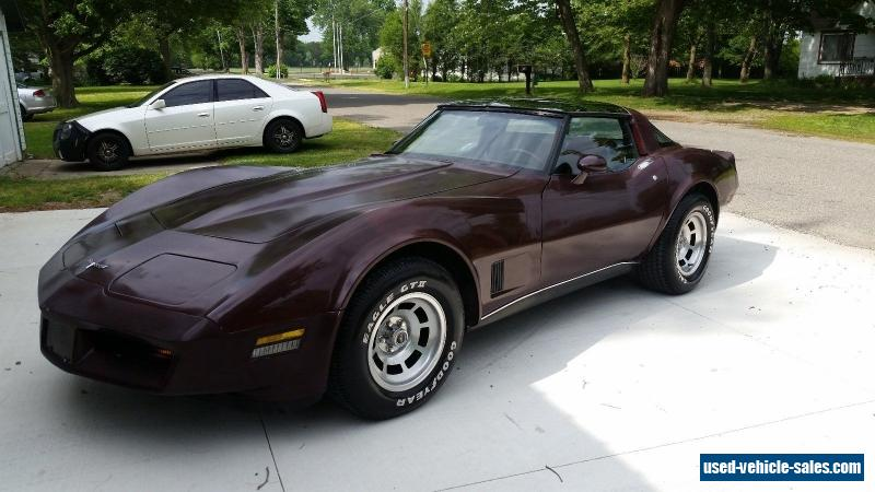 1980 chevrolet corvette for sale in the united states. Cars Review. Best American Auto & Cars Review