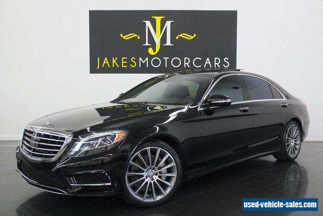 2015 mercedes benz s class for sale in canada for Mercedes benz s550 msrp