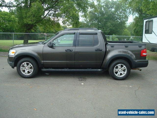 2007 ford explorer sport trac for sale in the united states. Black Bedroom Furniture Sets. Home Design Ideas