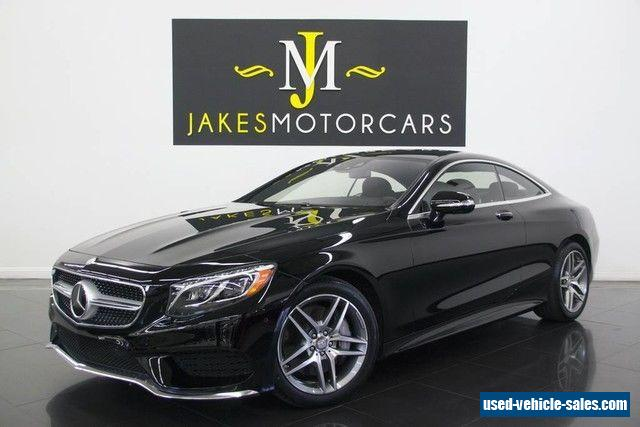 2016 mercedes benz s class for sale in canada for Mercedes benz s550 msrp