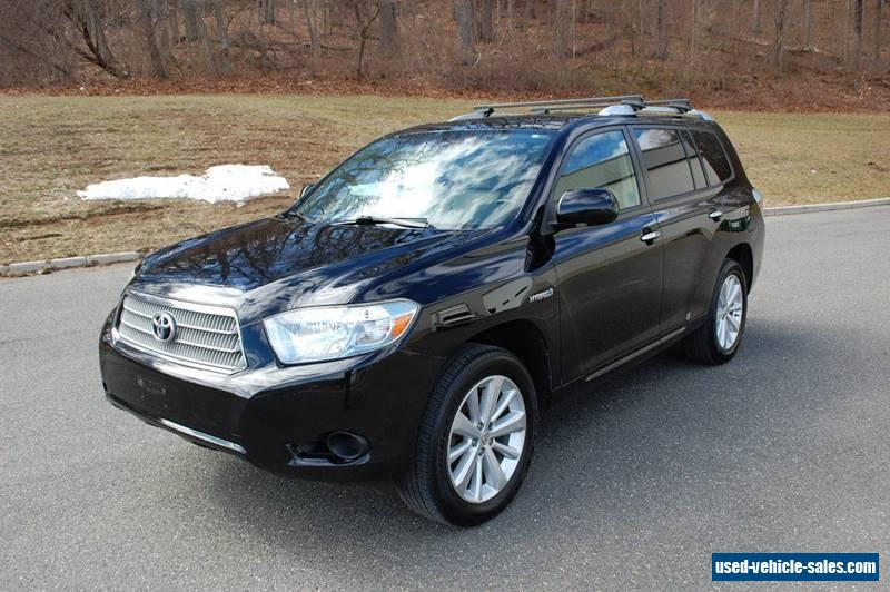 2008 toyota highlander for sale in the united states. Black Bedroom Furniture Sets. Home Design Ideas