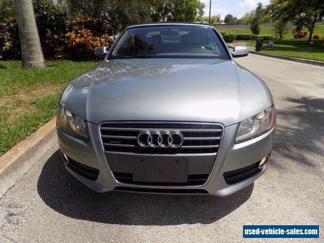 2010 audi a5 for sale in the united states. Black Bedroom Furniture Sets. Home Design Ideas