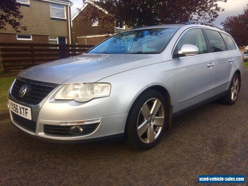 2006 volkswagen passat for sale in the united kingdom. Black Bedroom Furniture Sets. Home Design Ideas