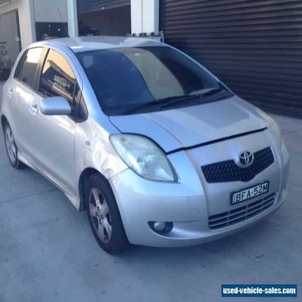 toyota yaris for sale in australia. Black Bedroom Furniture Sets. Home Design Ideas