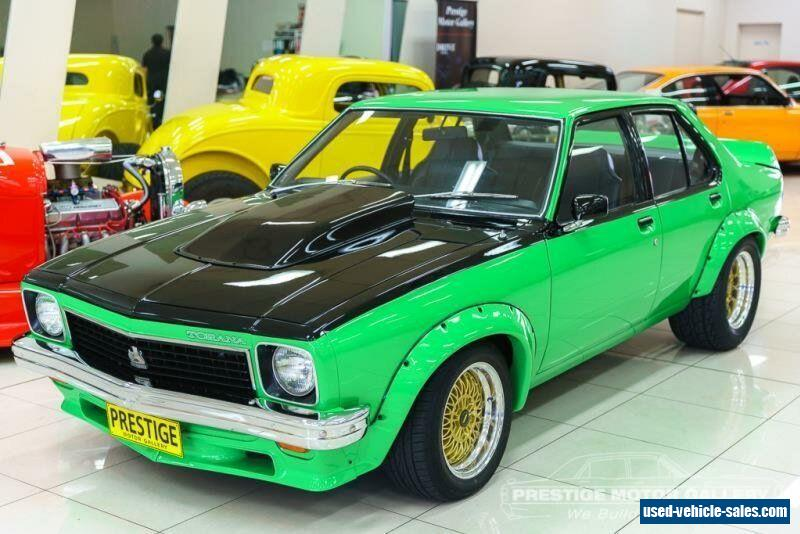 Holden Torana For Sale In Australia