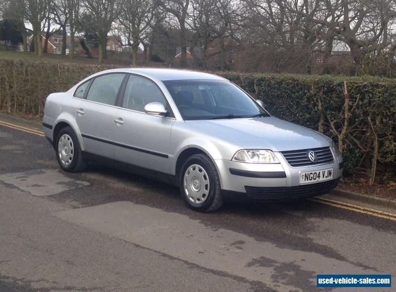 2004 Volkswagen Passat for Sale in the United Kingdom