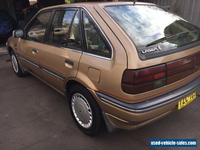 Ford Laser For Sale In Australia