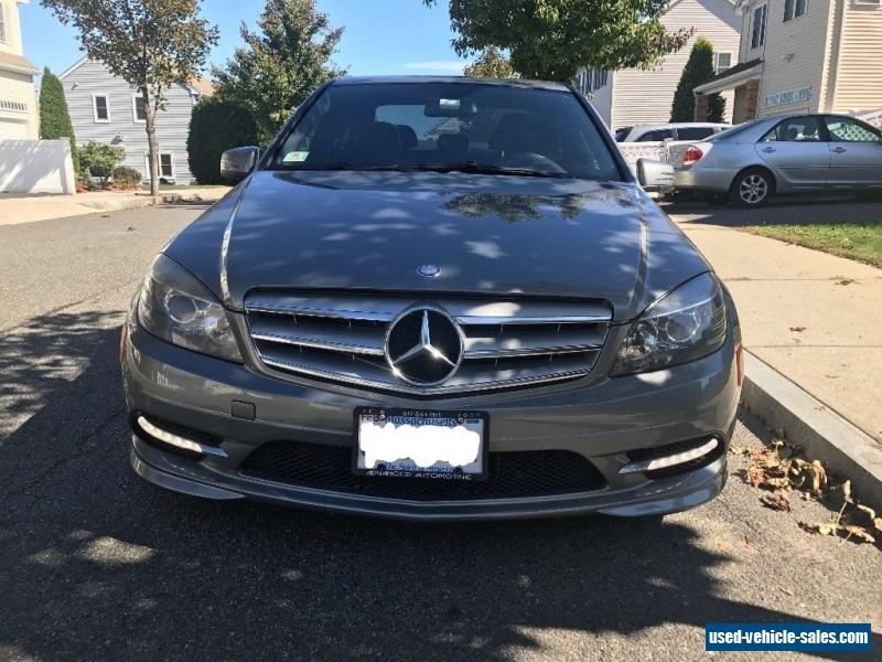 2011 mercedes benz c class for sale in the united states for Mercedes benz 2011 c300 for sale