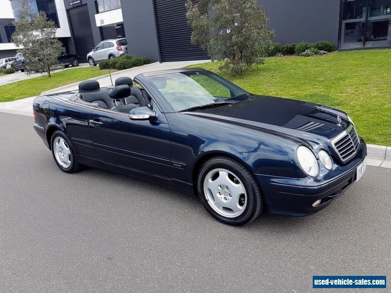 Mercedes benz clk320 for sale in australia for Mercedes benz volkswagen
