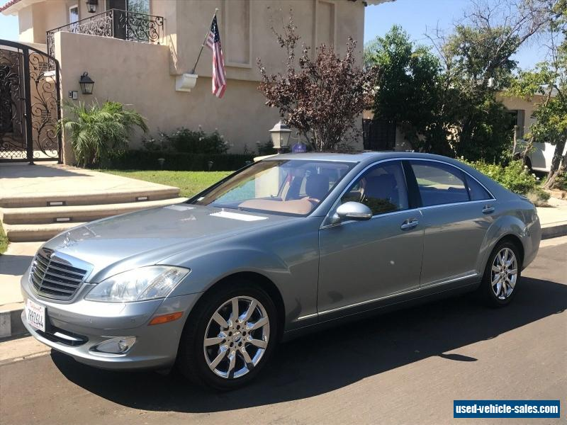 2007 mercedes benz s class for sale in the united states