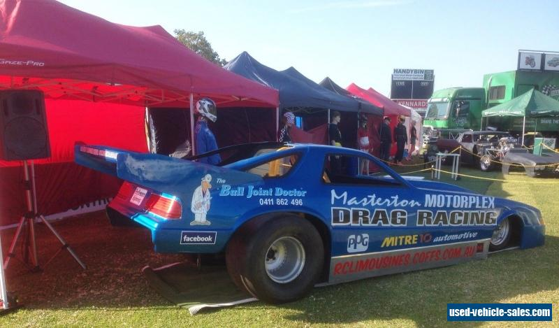 Drag Car Body - 'Dodge Daytona' - Funny Car, Dragster, Racing, not Chevy,  Ford