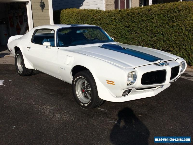 1970 pontiac trans am for sale in canada. Black Bedroom Furniture Sets. Home Design Ideas