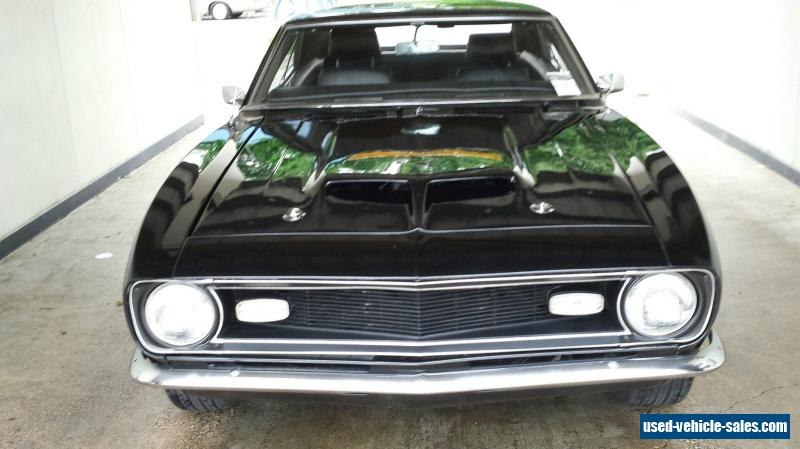 1968 chevrolet camaro for sale in the united states. Cars Review. Best American Auto & Cars Review