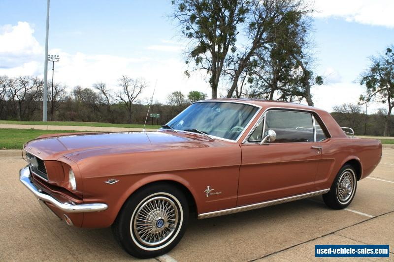 1966 ford mustang for sale in the united states. Cars Review. Best American Auto & Cars Review