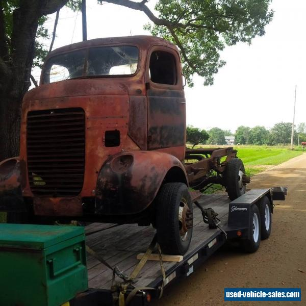 1946 Dodge Cabover For Sale In Canada