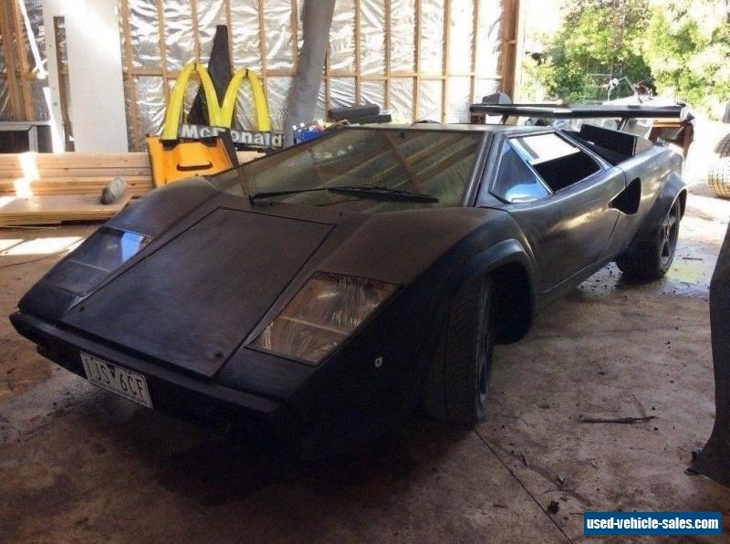 LAMBORGHINI COUNTACH REPLICA for Sale in Australia