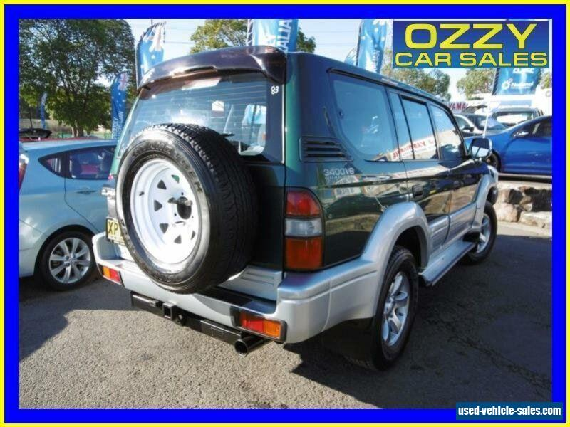 Penrith Car Sales >> Toyota Land Cruiser Prado for Sale in Australia