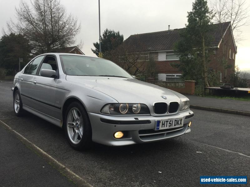 2002 bmw 530 d sport for sale in the united kingdom. Black Bedroom Furniture Sets. Home Design Ideas