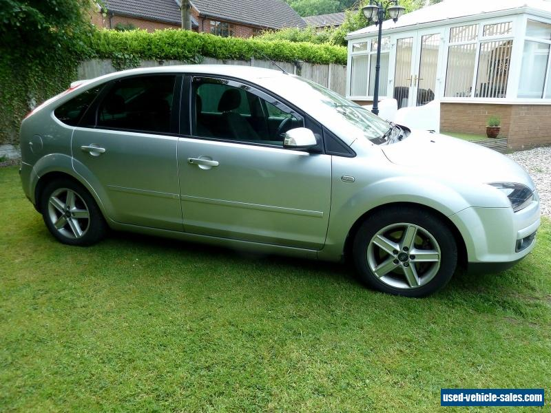 2007 ford focus titanium tdci for sale in the united kingdom. Black Bedroom Furniture Sets. Home Design Ideas