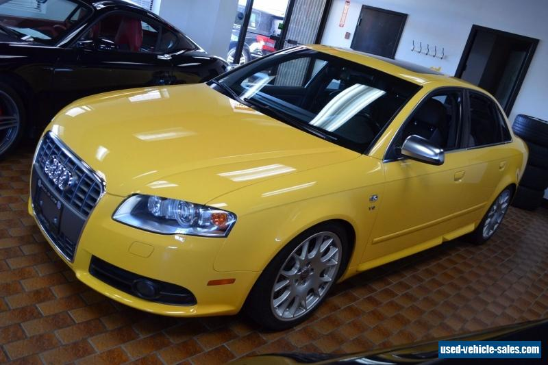 2006 audi s4 for sale in canada. Black Bedroom Furniture Sets. Home Design Ideas