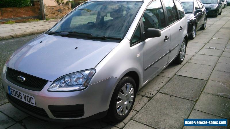 2006 ford focus c max lx for sale in the united kingdom. Black Bedroom Furniture Sets. Home Design Ideas