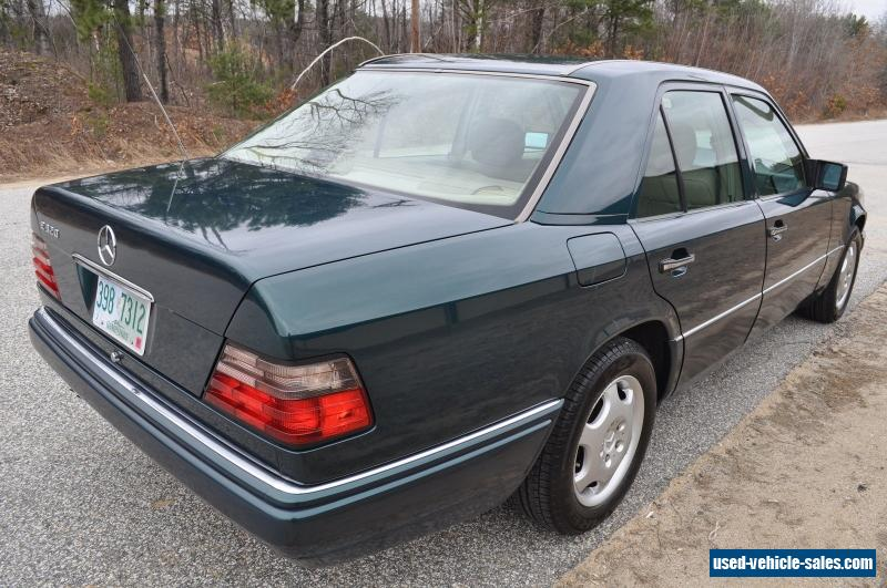 1995 mercedesbenz eclass for sale in the united states