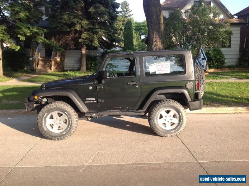 2010 Jeep Wrangler For Sale In Canada