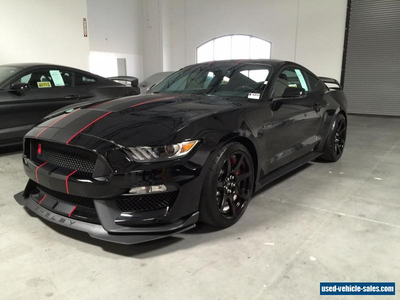 Gt350R For Sale >> 2016 Ford Mustang For Sale In The United States