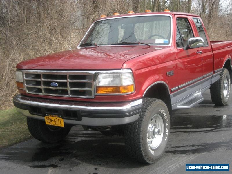 1996 ford f 250 for sale in the united states. Black Bedroom Furniture Sets. Home Design Ideas