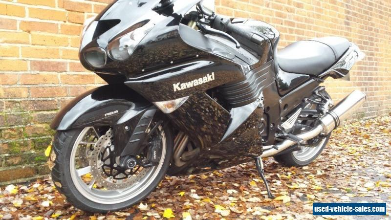 2007 Kawasaki Zzr 1400 for Sale in the United Kingdom